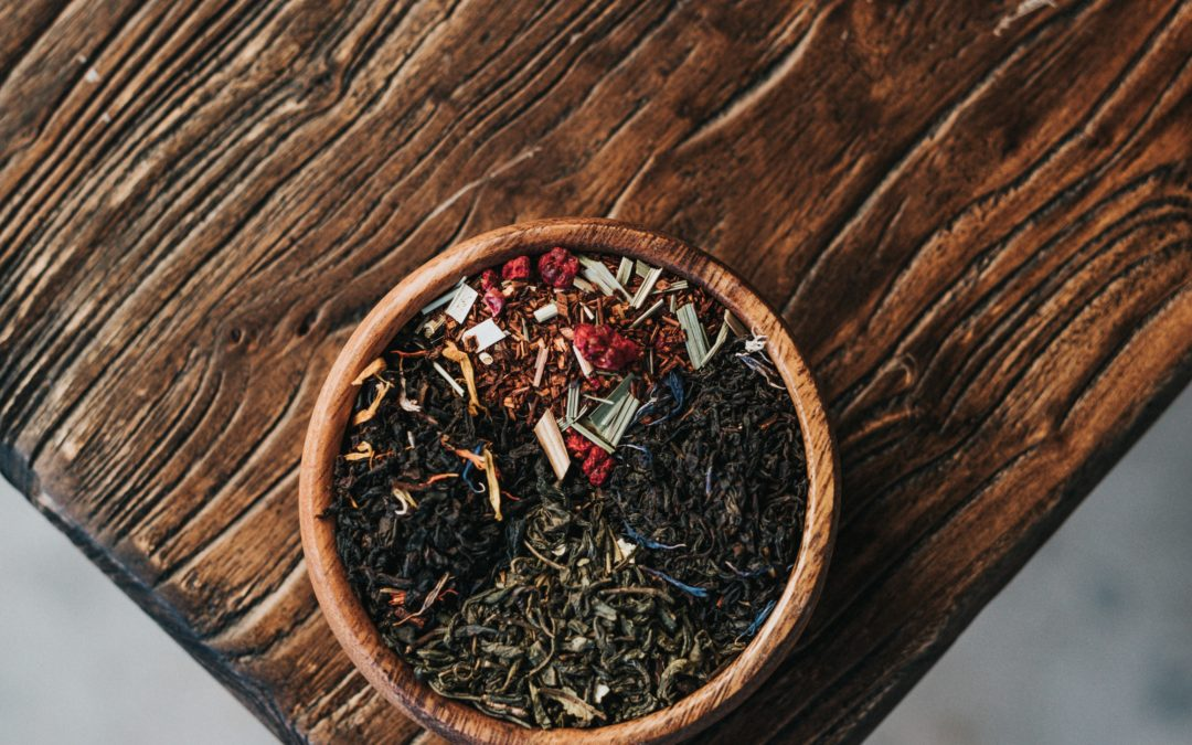 Chara's Recipe: Ayurveda Detox Tea (From Her 1 Day Detox)